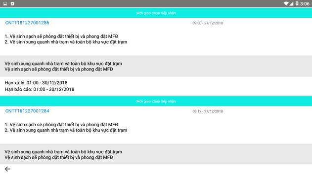 VNPT Dien Bien Manager screenshot 3
