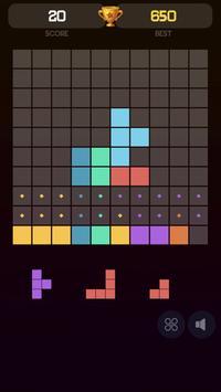 Block Puzzle : Brain Training Game screenshot 3