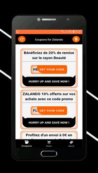 Coupons for Zalando screenshot 4