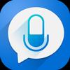 صوت المترجم: الكلام والترجمة أيقونة
