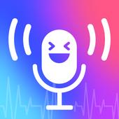 Simulador de Voz Grátis - Muda Voz Com Efeitos ícone
