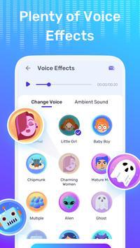 Free Voice Changer - Voice Effects & Voice Changer screenshot 1