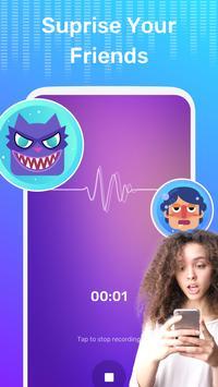 Free Voice Changer - Voice Effects & Voice Changer screenshot 3