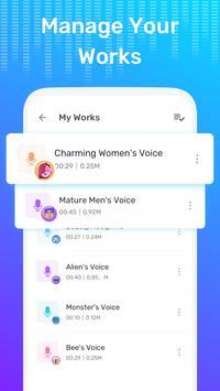 Free Voice Changer - Voice Effects & Voice Changer screenshot 7
