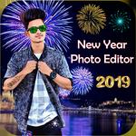New Year Photo Frame 2019 APK