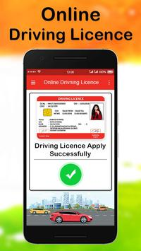 Online Driving License Apply screenshot 4