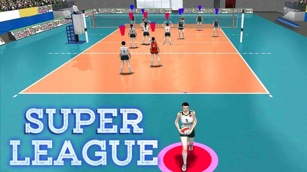 Volleyball Super League for Android - APK Download