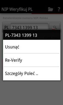 NIP Weryfikuj PL screenshot 2