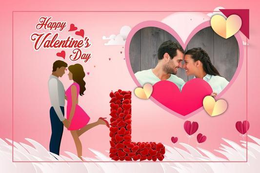 Valentine Day Photo Frame 2019 screenshot 1