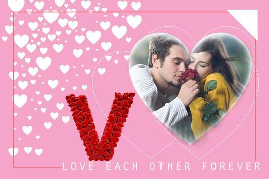 Valentine Day Photo Frame 2019 screenshot 3