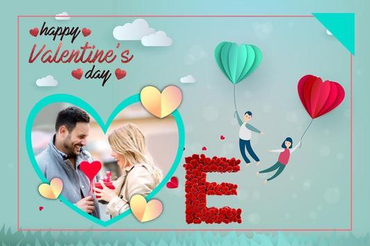 Valentine Day Photo Frame 2019 screenshot 4