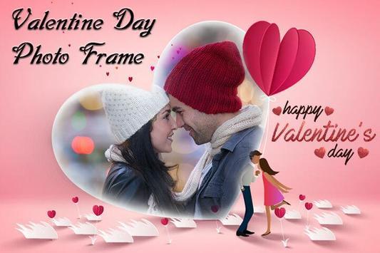 Valentine Day Photo Frame 2019 screenshot 5