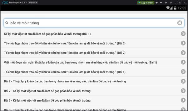 Văn mẫu lớp 11 screenshot 6