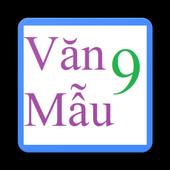 Văn mẫu lớp 9 icon