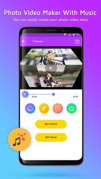 Music Slide Show Maker With Photos screenshot 6