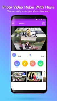 Music Slide Show Maker With Photos screenshot 3
