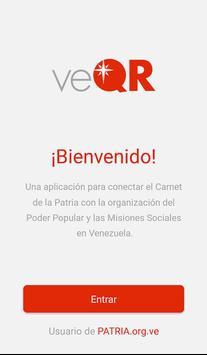 veQR Poster