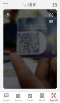 veQR captura de pantalla 5