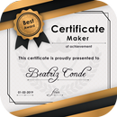 Certificate Maker - Certificate Editor With Design APK Android