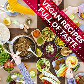 Vegan Recipes - Full of Taste icon