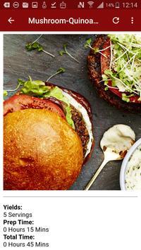 Vegan Recipes - Full of Taste screenshot 3