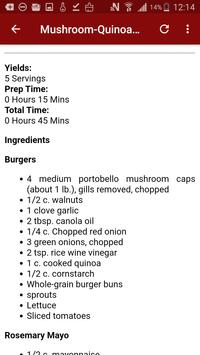 Vegan Recipes - Full of Taste screenshot 4