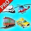Vehículos y Coches PRO  (Aprendiendo Ingles) icono