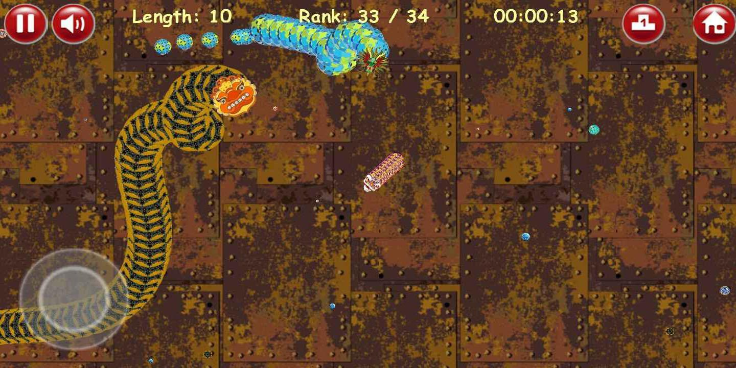 Game Worm Zone Zona Cacing Offline For Android Apk Download