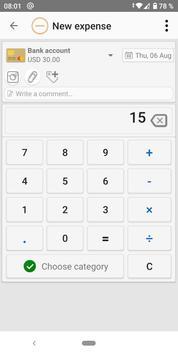 Personal Finance - Money manager, Expense tracker screenshot 2