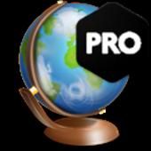 Travel Tracker Pro - GPS tracker icon