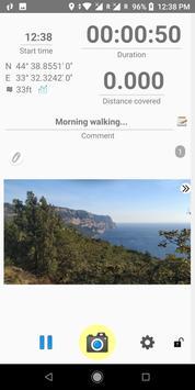 Travel Tracker Pro - GPS tracker screenshot 3