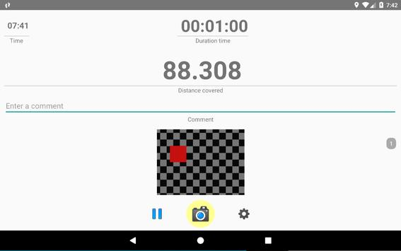 Travel Tracker Pro - GPS tracker screenshot 11