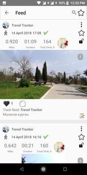 Travel Tracker Pro - GPS tracker screenshot 1