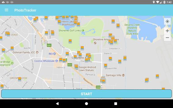 Travel Tracker Pro - GPS tracker screenshot 20