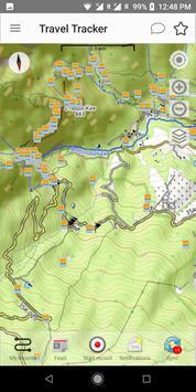 Travel Tracker Pro - GPS tracker screenshot 6