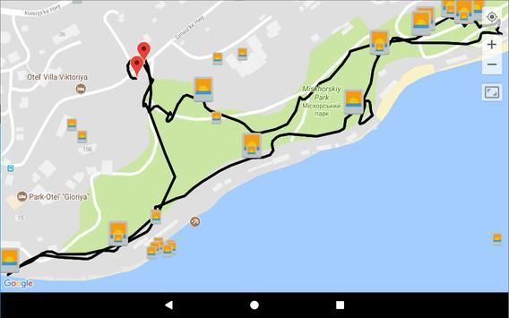 Travel Tracker Pro - GPS tracker screenshot 8