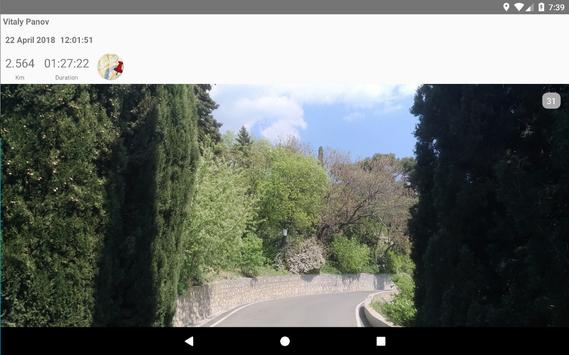 Travel Tracker Pro - GPS tracker screenshot 9