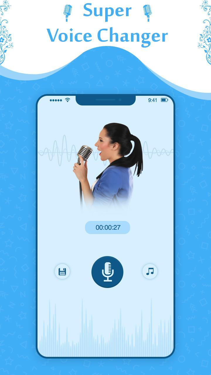 Super Voice Changer for Android - APK Download