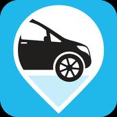 ViaVan Driver icono