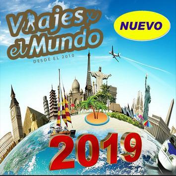 turismo Mundo Madrid  España poster