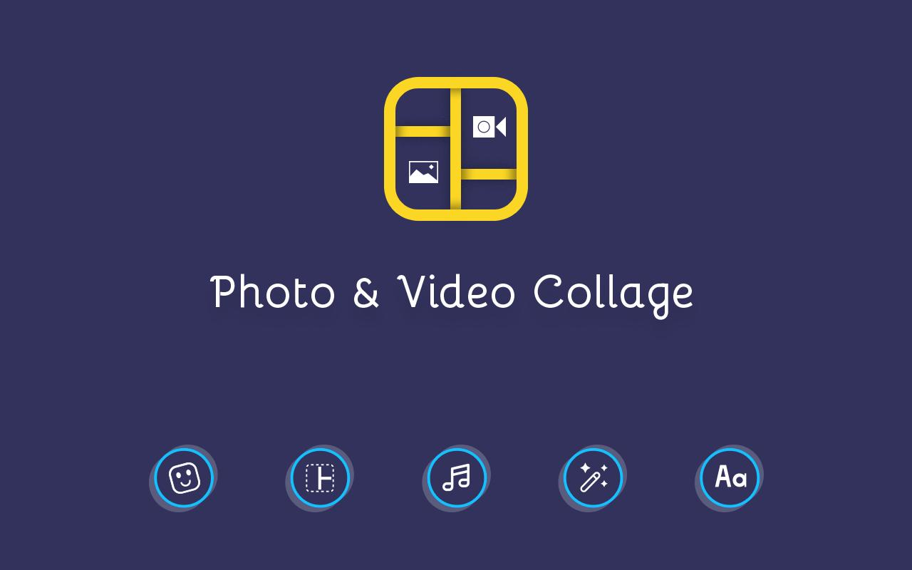 Photo Video Collage Maker For Android Apk Download