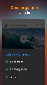 Descargador de vídeos Poster