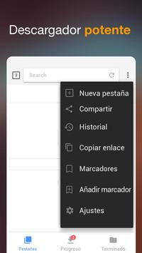 Descargador de vídeos captura de pantalla 4