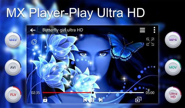 Real Video Player HD -All Format Full HD 4k 3gp poster