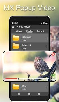 Real Video Player HD -All Format Full HD 4k 3gp screenshot 1