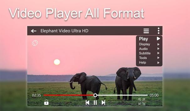 Real Video Player HD -All Format Full HD 4k 3gp screenshot 3