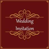 DesignerMe: Marriage Invitation Video & Card Maker icon