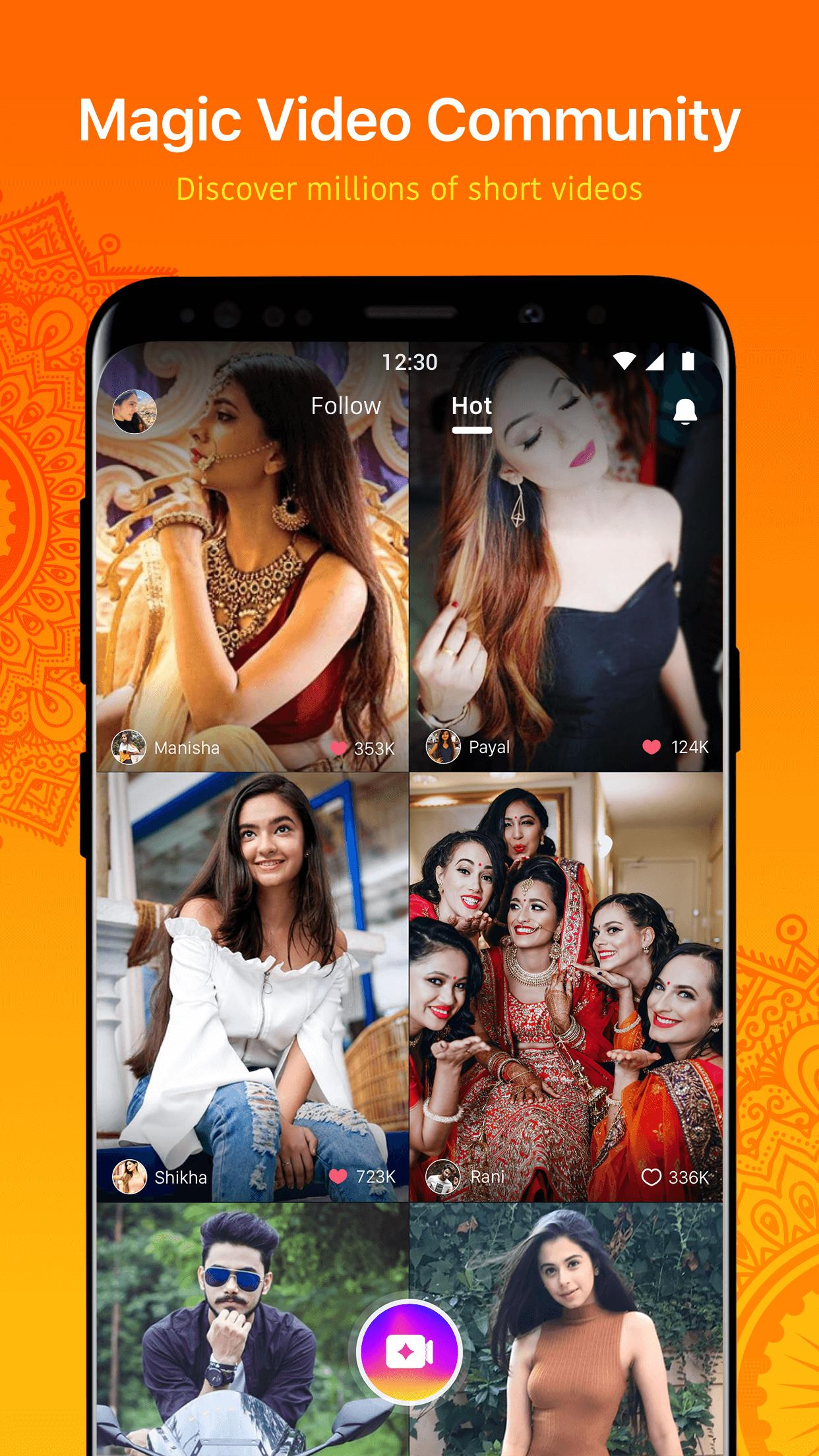 Download aplikasi aplikasi android LIKE Lite – Magic Video Community