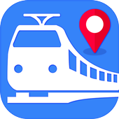 Train PNR Status - Train Live Location icon