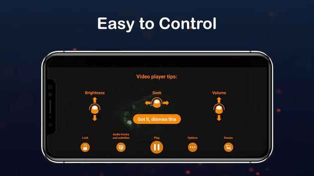 HD Video Player All Format screenshot 5